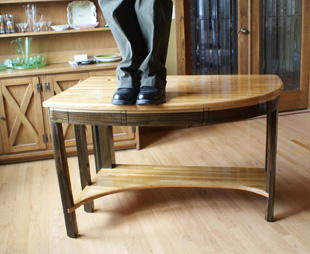 Five Legged Desk, Bradley Bowers